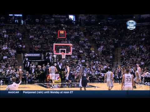 Kawhi Leonard Career-High Full Highlights Interview Spurs vs Grizzlies (4/6/2014) 26 Pts, 5 Ast