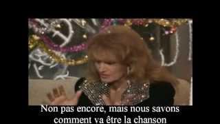 Dalida Interview très rare en arabe traduit en français1985.flv