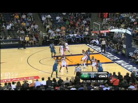 Jonny Flynn VS Warriors HQ [BTA] Video