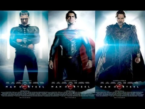 AMC Movie Talk - MAN OF STEEL Concerns, Should STAR WARS Fire JJ Abrams