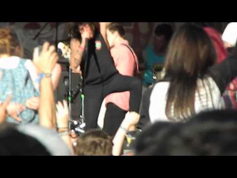 Do It Now Remember It Later - Sleeping With Sirens *live* May 26, 2013 video