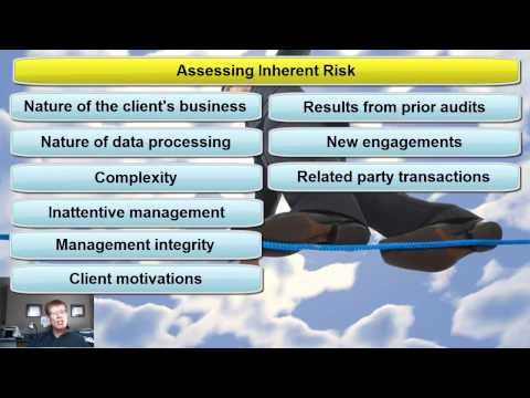 enron inherent risk factors Inherent risk i/3 of audit risk model lesast amount of evidence awailable use professional judgement not static, assessed at the planning stage mostly and audit too major factors that an auditor should consider when assessing inherent risk 1) nature of clients business - the more.