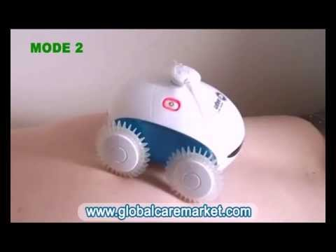 Real Use Video of the Wheeme Massage Robot from Globalcaremarket.com