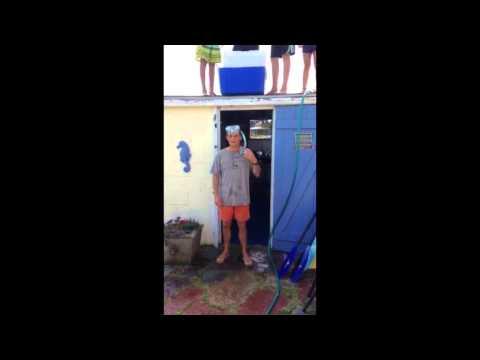 Harvard Dean Jim Ryan Accepts the ALS Ice Bucket Challenge