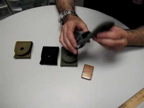 Maratac Lighter Case (MLC)