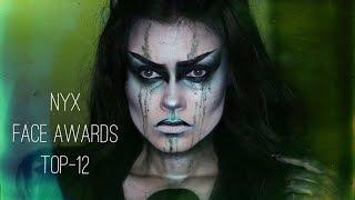 NYX Face Awards Russia 2016 TOP 12: Anime/Ulquiorra Schiffer/Demchonka