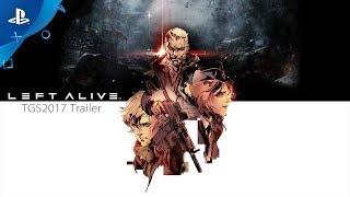LEFT ALIVE - TGS 2017 Announcement Trailer | PS4