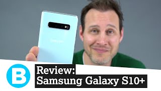 Review: Samsung Galaxy S10+, de toptelefoon van 2019?