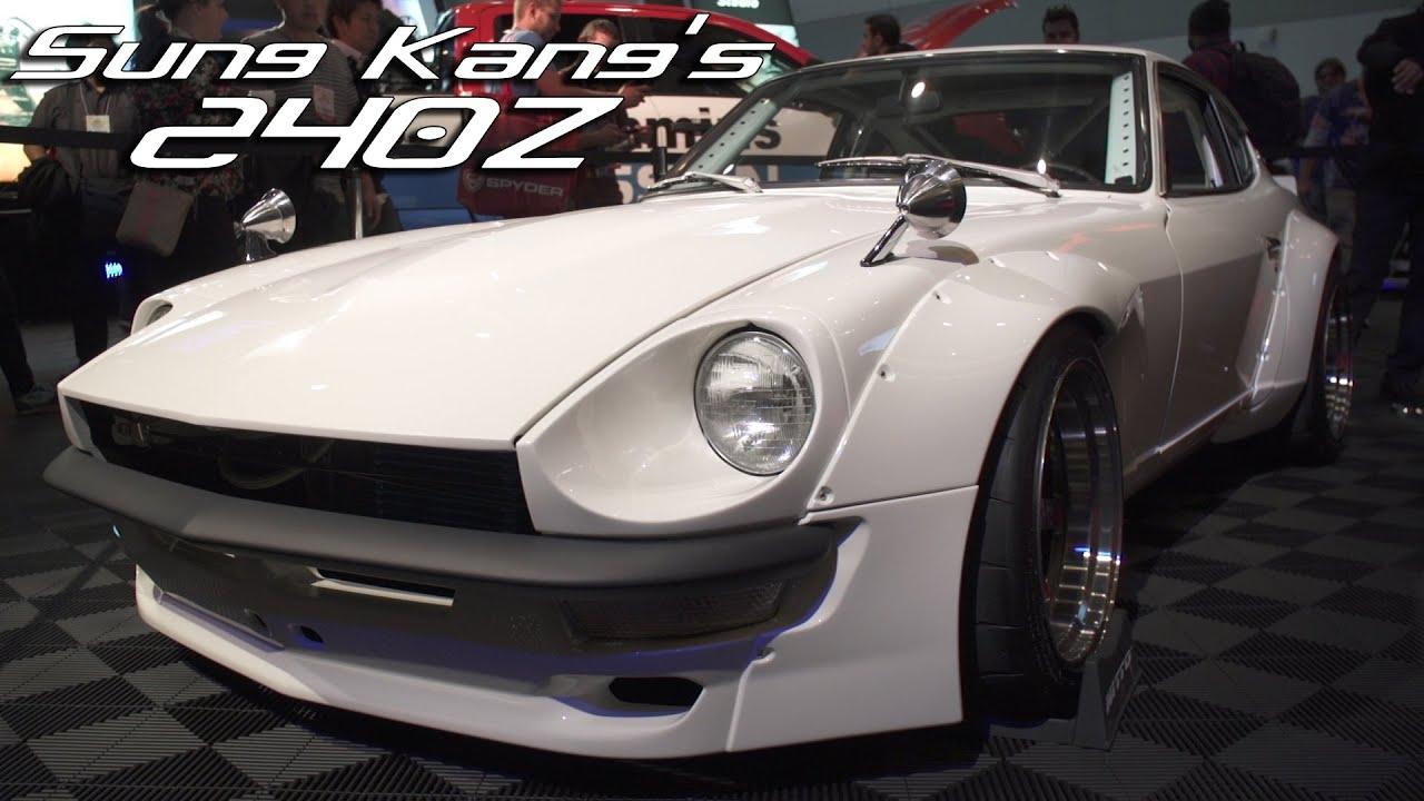 Sung Kang's Datsun 240Z Wins GT Awards at SEMA 2015 - FuguZ Built by GReddy