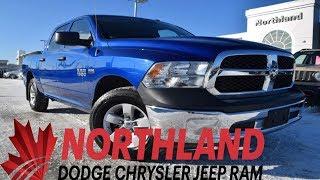 Walk Around 2016 RAM 1500 ST | Northland Dodge | Auto Dealership in Prince George BC