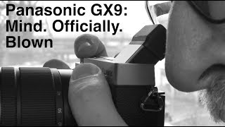 GX9: Mind. Officially. Blown.