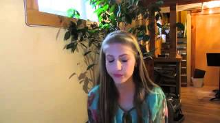 Canadian Girl Singing  Urvasi Urvasi Tamil)