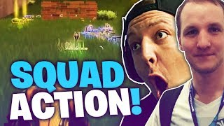 Squad Action mit ELoTRiX / xTheSolution und der Nase
