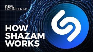 How Shazam Works