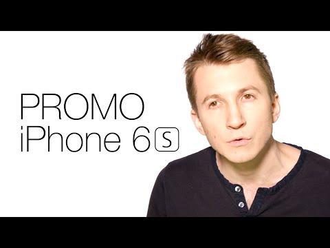 Запрещенное промо iPhone 6S
