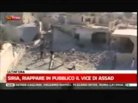 SKY TG24 – Siria: 400 vittime civili nella giornata di ieri