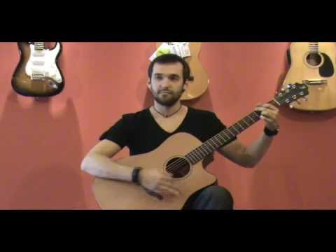 Nauka gry na gitarze.Lekcja 5 Sto lat!