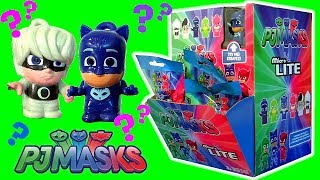 Disney PJ Masks Micro Lite Toys NEW Mashems Fashems Collection 2017 by Funtoys