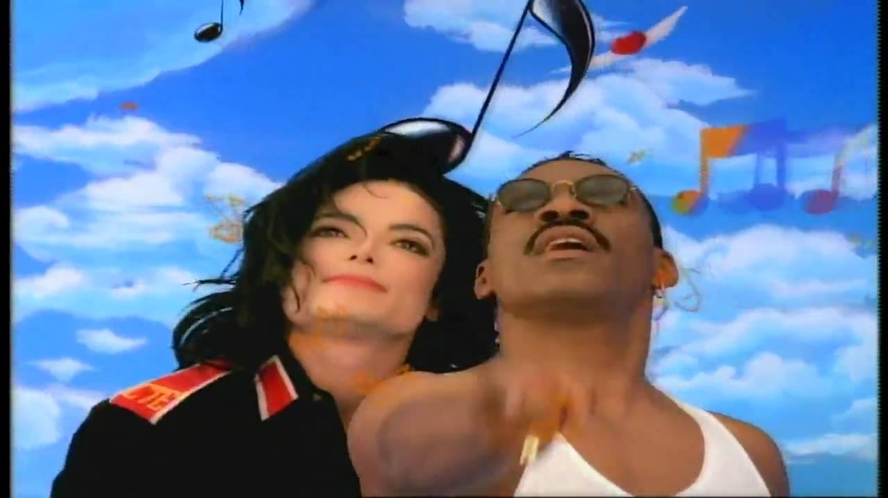 Eddie Murphy & Michael Jackson – Whatzupwitu