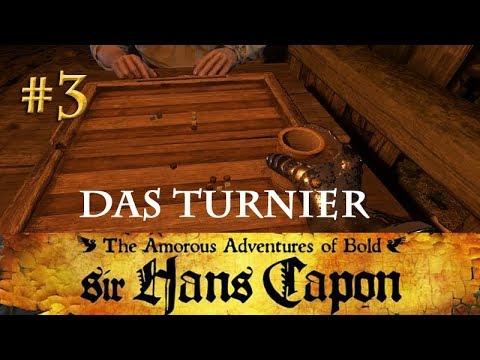 Let's Play Kingdom Come Deliverance (Hans-Capon-DLC) #3: Das Turnier (deutsch / blind)