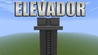 Elevador zíper super rápido - Minecraft Tutorial 29