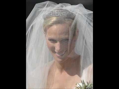 Zara Phillips and Mike Tindall (Royal Wedding)