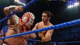 Ultimo Dragon, Rey Mysterio, & Billy Kidman vs. Tajiri, Akio, & Sakoda: SmackDown, March 4, 2004