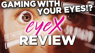 Control Games with Your Eyes!? - Tobii EyeX Review & DayZ Gameplay