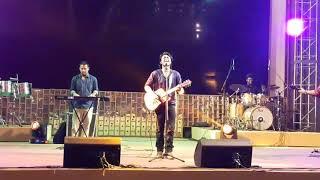 Raj Barman Live JW Marriott kolkata, channa mereya+ kabira