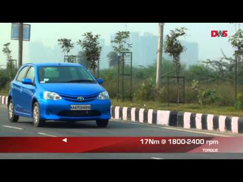Toyota Etios Liva video review and road test, Toyota Liva video