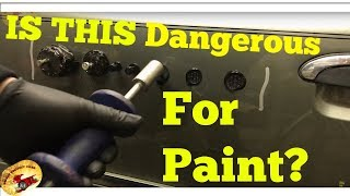 Paint Damage Using DENT GLUE TABS?..... Truth Revealed