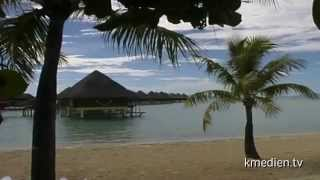Relax TV Bora Bora Südpazifik