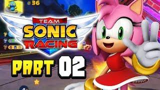 Team Sonic Racing Part 2 Chapter 2 Nintendo Switch Gameplay Walkthrough
