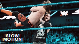 Stunning slow motion from a high-stakes SmackDown LIVE: Exclusive, April 26, 2017