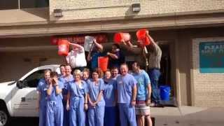 Emergency Department Takes Ice Bucket Challenge