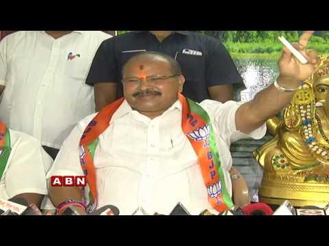 AP BJP President Kanna Laxminarayana | ABN Telugu