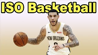 Point Guard ISO Basketball Plays