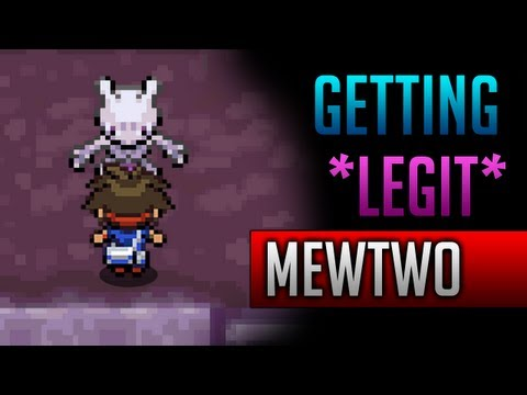 How & Where to catch/get - *LEGIT* Mewtwo in Pokemon Black 2 & Pokemon White 2