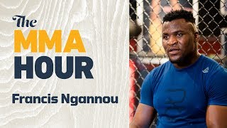 Francis Ngannou Implores Brock Lesnar to Return to UFC: 'Give Me That F*cking Fight'