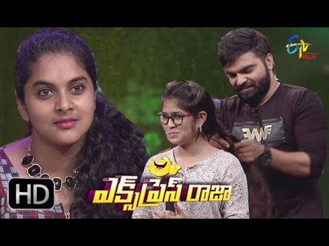 Express Raja | 22nd October 2018 | Full Episode 545 | ETV Plus