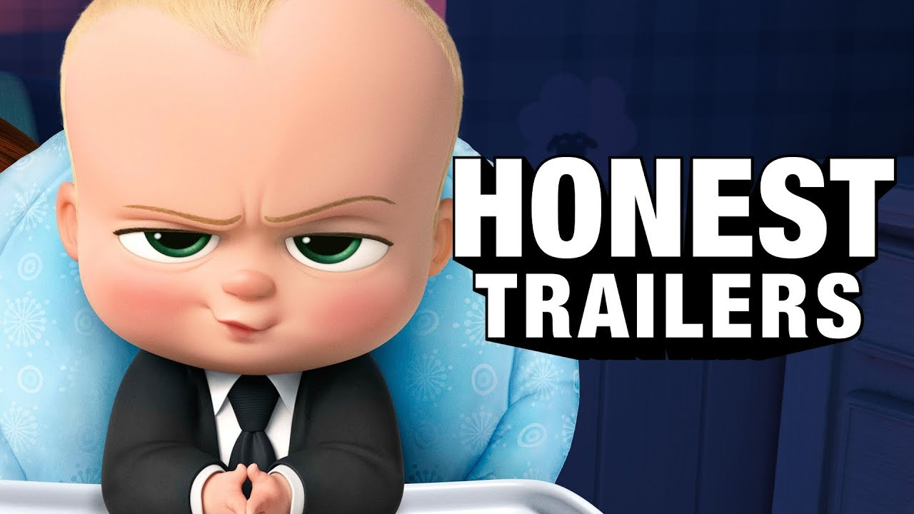 Honest Trailers Puts A Diaper On Boss Baby