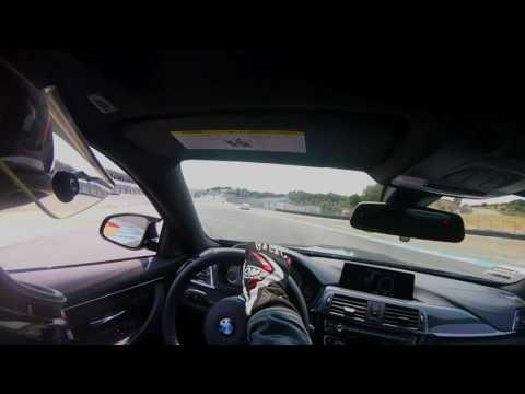 BMW M4 - Laguna Seca
