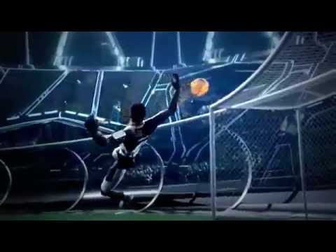 #GALAXY11 The Match Part 1 - Cristiano Ronaldo and Lionel Messi Save The World HD