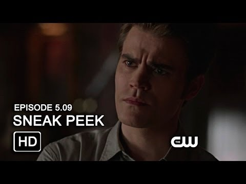 The Vampire Diaries 5x09 Webclip - The Cell [HD]