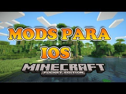 MODS PARA MINECRAFT PE 0.8.1 | iPhone,iPod,iPad | iOS 6/iOS 7