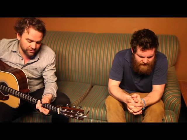 Frightened Rabbit ft. Manchester Orchestra - Architect [Acoustic]