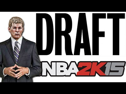 NBA 2K15 PS4 Denver Nuggets My GM Ep. 13 - Draft Day