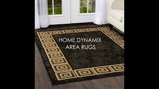 "(EPISODE 2548) AMAZON PRIME UNBOXING: Home Dynamix  Optimum Eros Area Rug 7'8"" x10'4 @amazon"