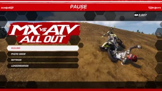 MX vs ATV All out - gameplay, stunts and everything Moto.