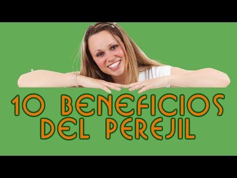 10 Beneficios del Perejil